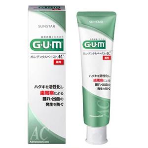 GUMの歯磨き粉
