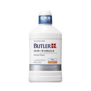 バトラー薬用デンタルリンス